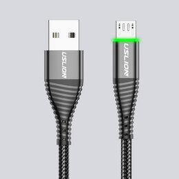 Зарядные устройства и адаптеры - Кабель Micro USB 2 метра для быстрой зарядки, 0