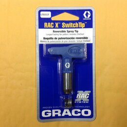 Малярные установки и аксессуары - Сопло окрасочное Graco RAC X PAA, 0