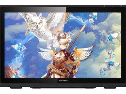 Графические планшеты - Графический планшет XP-Pen Artist 22R Pro черный, 0