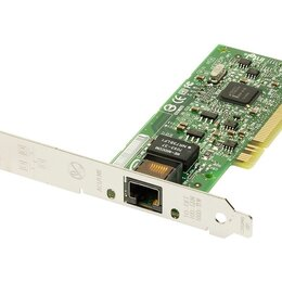 Сетевые карты и адаптеры - Сетевая карта Intel, 0