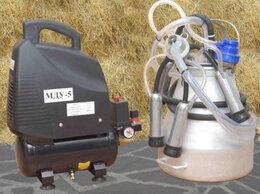Товары для сельскохозяйственных животных - Доильный аппарат сухого типа МДУ-5, 0