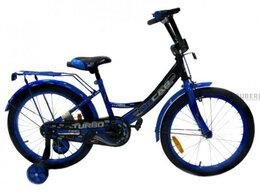 Велосипеды - Детский велосипед OSCAR Turbo 20 2021 (черный с…, 0