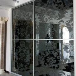 Шкафы, стенки, гарнитуры - Двери-купе. Цветное зеркало. Пескостуруй, 0