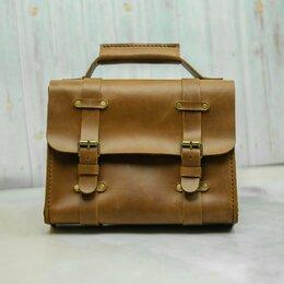 Сумки - Женская сумка из кожи. Ручная работа, 0