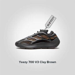 Кроссовки и кеды - Adidas Yeezy Boost 700 Clay Brown (Адидас Изи Буст 700) Оригинал, 0