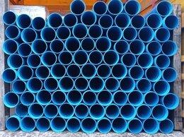 Водопроводные трубы и фитинги - Обсадная труба нПВХ D160мм, 0