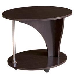 Столы и столики - Стол журнальный Уют-5 венге, 0