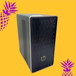 Настольные компьютеры - Системный блок HP ASrock G41C-VS, 0