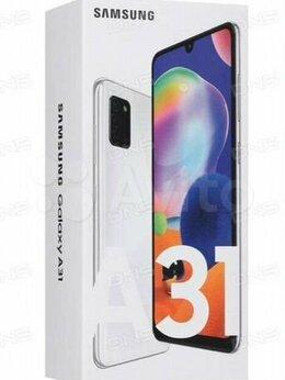 Мобильные телефоны - Samsung Galaxy A31 4/64GB Белый, 0