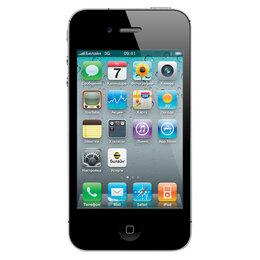 Мобильные телефоны - 🍏 iPhone 4S 64Gb черный, 0