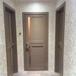 """Межкомнатные двери - Дверь межкомнатная экошпон """"2С1М"""" комплект, 0"""