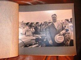 Фотографии и письма - Фотоальбом Визит Л.И. Брежнева в Молдавию 1966г, 0