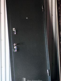 Входные двери - Дверь входная металлическая от завода под размер, 0