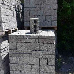 Строительные блоки - Керамзитоблоки (в ассортименте) для стен и перегородок , 0