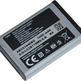 Аккумуляторы - Аккумулятор для Samsung C3212 Duos, 0