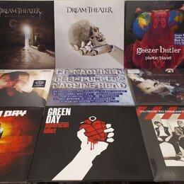 Виниловые пластинки - Винил Green Day Dream Theater U2 Cure Soulsavers Geezer Butler Dream Theater, 0