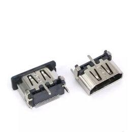 Кабели и разъемы - HDMI разъем вертикальный, 0