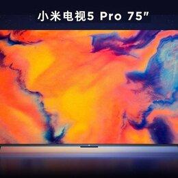 "Телевизоры - Телевизор Xiaomi Mi TV 5 pro 75"" Smart tv QLED, 0"