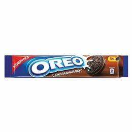Продукты - Печенье OREO (Орео) шоколадное, начинка со…, 0