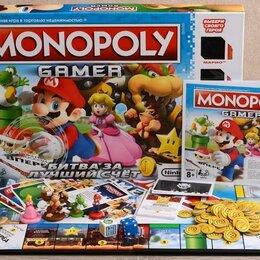 Настольные игры - Монополия Геймер   Monopoly Gamer, 0