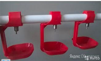 Ниппельная поилка по цене 200₽ - Миски, кормушки и поилки, фото 0