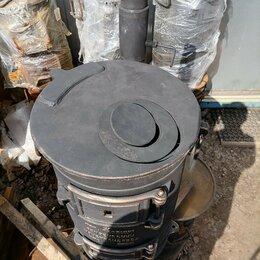Печи для казанов - Печь под казан с боковым дымоходом Армавир, 0