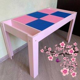 Столы и столики - Лего стол Нежное утро, 0