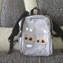 Рюкзаки, ранцы, сумки - Новый рюкзачок д/девочки, 0