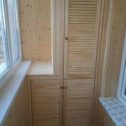 Стеновые панели - обшивка балкона, 0
