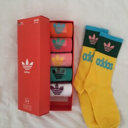 Колготки и носки - Набор женских носков Adidas, 0