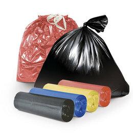 Мешки для мусора - Мешки для мусора, пакеты полиэтиленовые, 0