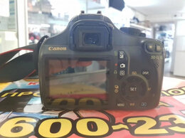 Фотоаппараты - Зеркальная фотокамера Canon EOS 1100D body, 0
