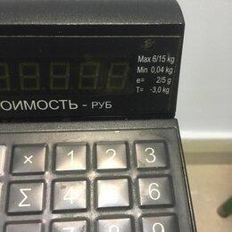 Весы - весы торговые электронные, 0