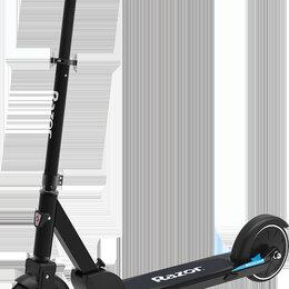 Самокаты - Электросамокат с надувным колесом Razor E Prime Air. Новинка, 0