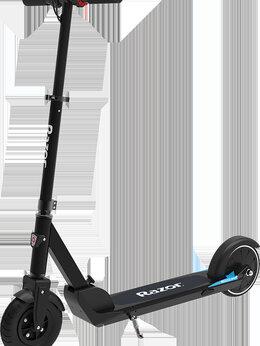 Самокаты - Электросамокат с надувным колесом Razor E Prime…, 0