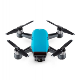 Квадрокоптеры - Квадрокоптер Spark Combo, голубой, 0