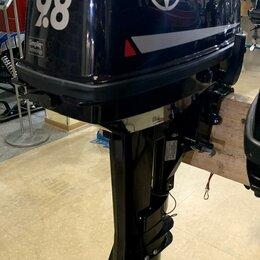 Двигатель и комплектующие  - Лодочный мотор Tohatsu M9.8 BS 2х-тактный, 0