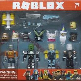 Комплекты клавиатур и мышей - Игровой набор Roblox 4 в 1, 0