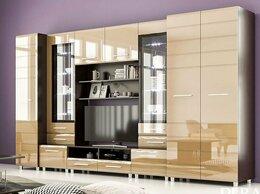 Шкафы, стенки, гарнитуры - Стенка модульная Инесса NEW 3, 5 м, 0