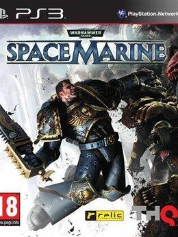 Игры для приставок и ПК - Видеоигра Warhammer 40.000: Space Marine (PS3), 0