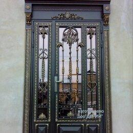 Входные двери - Дверь кованая, 0