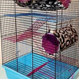 Клетки и домики  - Клетки для грызунов , 0