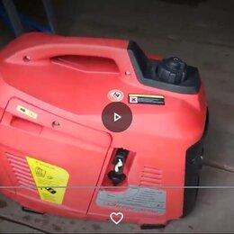 Электрогенераторы и станции - генератор инверторный, 0