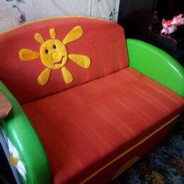 Диваны и кушетки - Полянка детский диван, 0