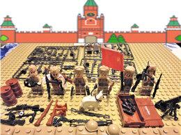 Конструкторы - Lego военный набор советские солдаты, 0