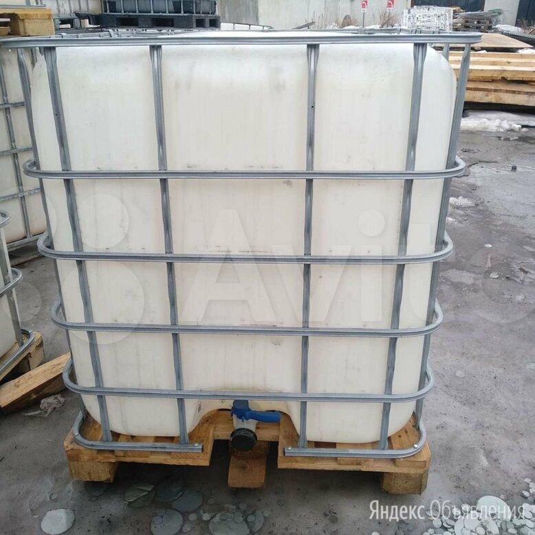 Еврокуб для воды на 1000л по цене 5500₽ - Бочки, фото 0
