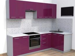 Мебель для кухни - Угловая кухня фасады пластик. Есть другие цвета…, 0