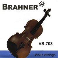 Смычковые инструменты - Комплект Струн Для Скрипки Brahner VS-703, 0
