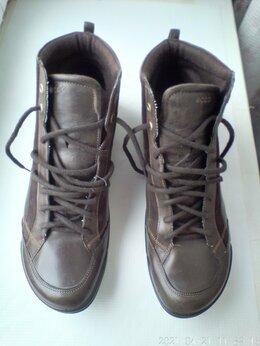 Ботинки - ECCO. Женские кожаные ботинки 39-40 размер.…, 0