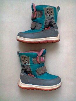 Сноубутсы, дутики - Сапожки зима для девочки  Animal Planet 26 размер, 0